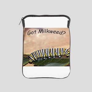 Got Milkweed iPad Sleeve