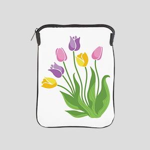 Tulips Plant iPad Sleeve