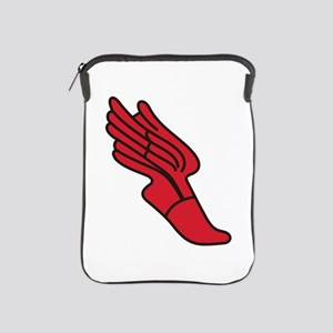 Track Logo iPad Sleeve