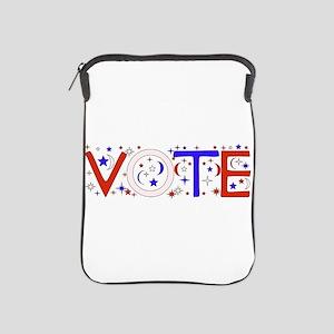 Vote iPad Sleeve