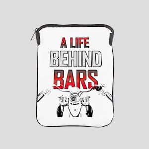 Motorcycle - A Life Behind Bars iPad Sleeve