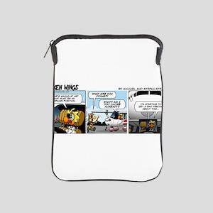 0635 - Parking position iPad Sleeve