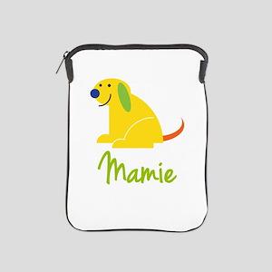 Mamie Loves Puppies iPad Sleeve