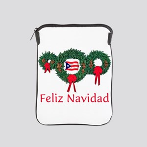 Puerto Rico Christmas 2 iPad Sleeve