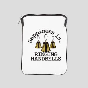 Happiness is Ringing iPad Sleeve