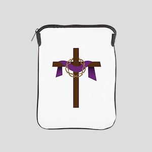 Season Of Lent Cross iPad Sleeve