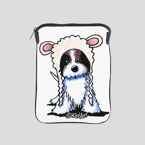 Coton De Tulear Lamb iPad Sleeve