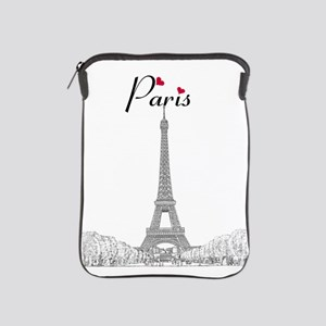 Paris iPad Sleeve