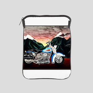 Motorcycle Dream iPad Sleeve