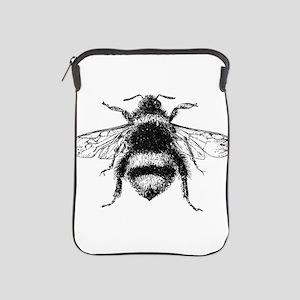 Vintage Honey Bee iPad Sleeve