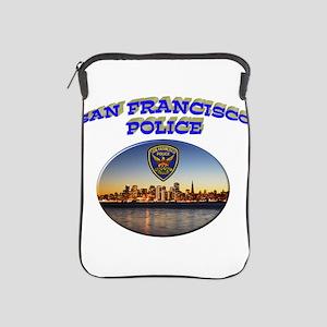 SFPD Skyline iPad Sleeve