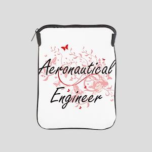 Aeronautical Engineer Artistic Job Des iPad Sleeve