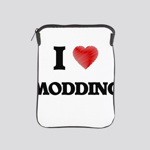I Love Modding iPad Sleeve