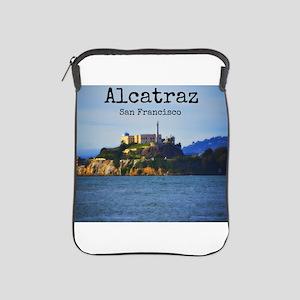 Alcatraz Island San Francisco iPad Sleeve