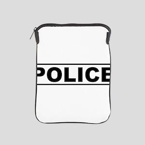 Police iPad Sleeve