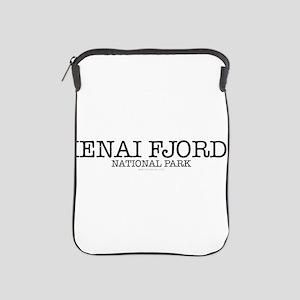 Kenai Fjords National Park iPad Sleeve