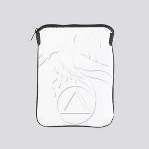 AA Phoenix White iPad Sleeve