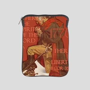 Washington There is Liberty iPad Sleeve