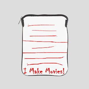 Moviemaker-Tm iPad Sleeve