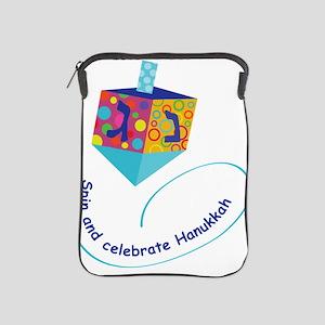 Hanukkah Dreidel iPad Sleeve