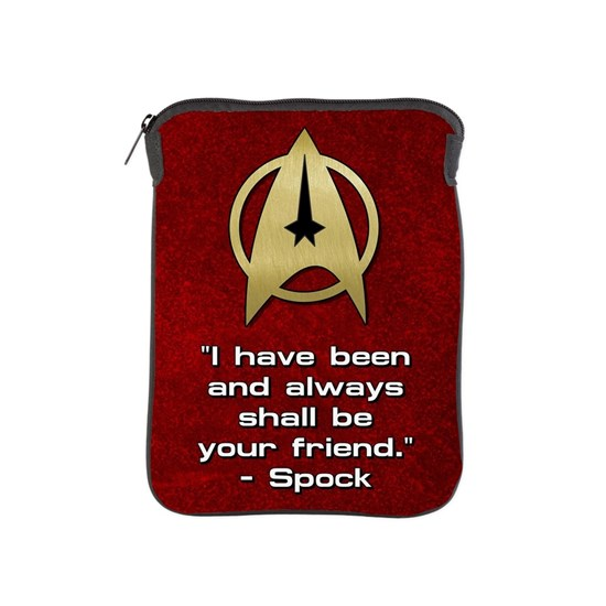 SPOCK YOUR FRIEND