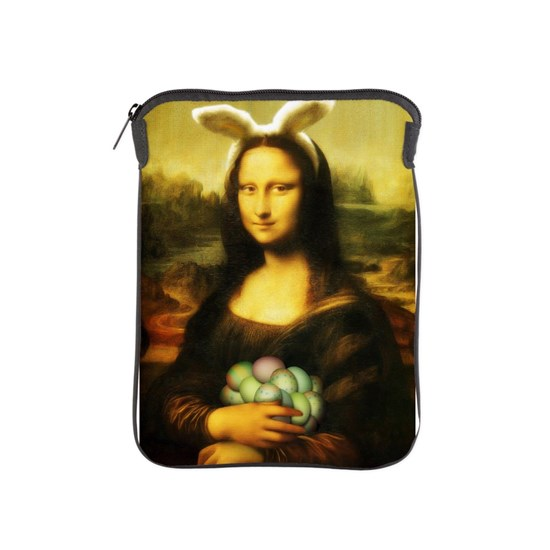 Mona Lisa, The Easter Bunny
