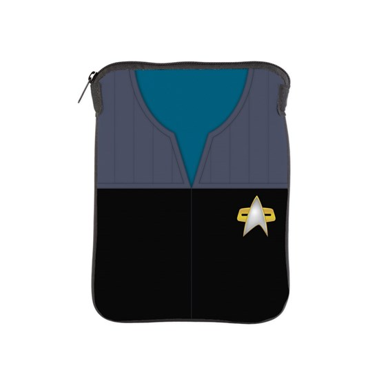 Starfleet Uniform: DS9 Science/Medical - No Rank