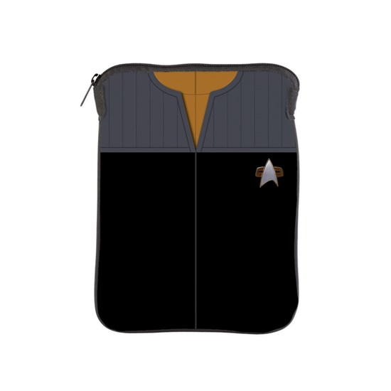 DS9 Gold Uniform
