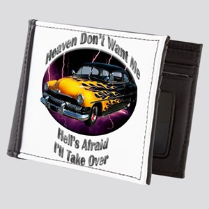 51 Mercury Hot Rod Mens Wallet