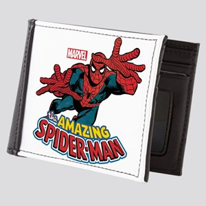 The Amazing Spiderman Mens Wallet