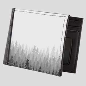 Gray Forest Mens Wallet