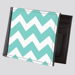 Oasis green chevrons Mens Wallet
