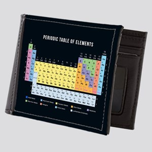 Periodic Table Mens Wallet
