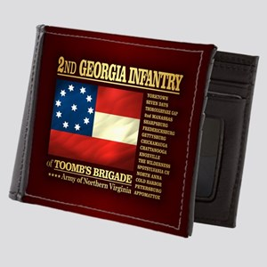 2nd Georgia Infantry Mens Wallet