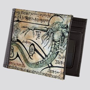 The Rituals of Cthulhu Mens Wallet