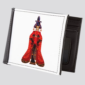 Quan Yin Mens Wallet