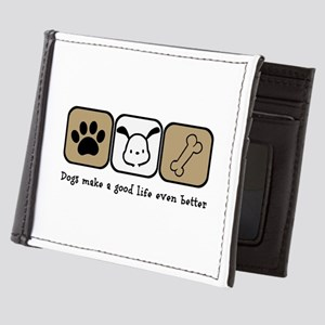Life Is Good Wallets - CafePress