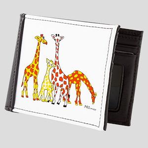 b4fcfa6973c5 Giraffe Wallets - CafePress
