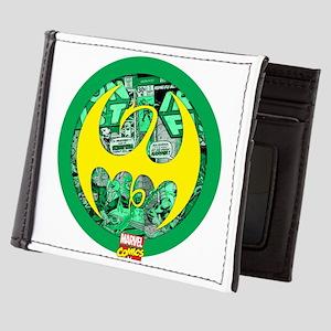 Iron Fist Logo 2 Mens Wallet