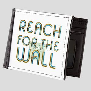 Swim Slogan Mens Wallet