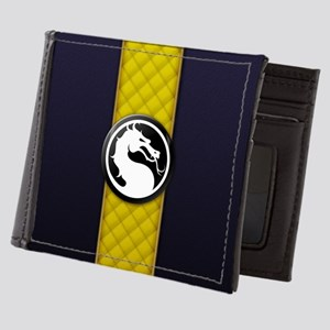 Mortal Kombat Logo - Scorpion Mens Wallet