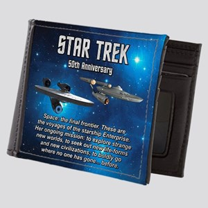 50TH FINAL FRONTIER Mens Wallet