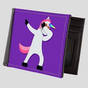Unicorn Dab Mens Wallet