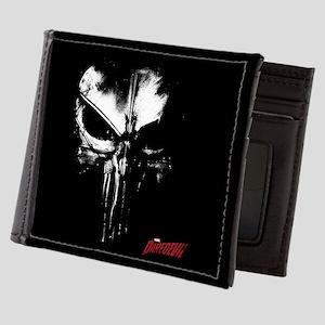 Netflix Punisher Skull Mens Wallet