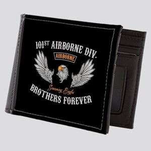 101st Airborne Brothers Mens Wallet