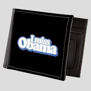 I Miss Obama B Mens Wallet
