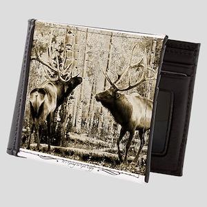 Elk rumble Mens Wallet
