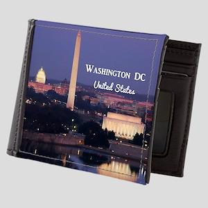 Washington DC Mens Wallet