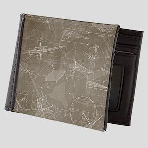 Aerodynamics Mens Wallet