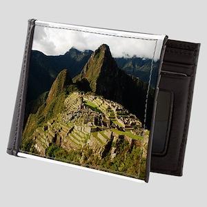 Machu Picchu Mens Wallet